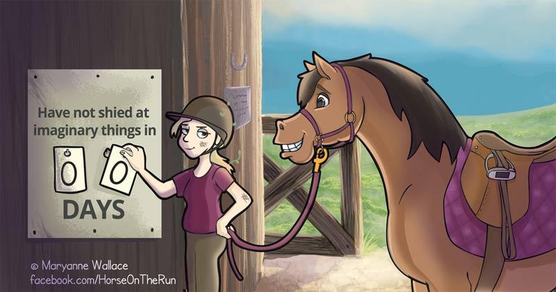 Zero Days - Horse on the Run comics